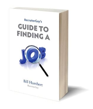 Guide to finding a job book cover