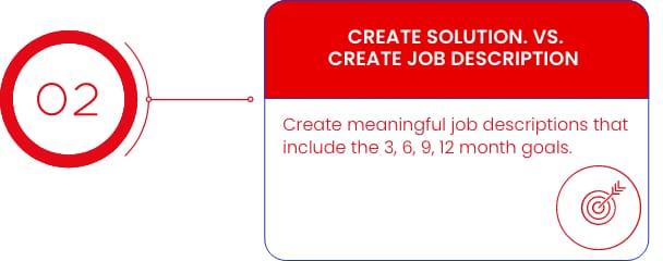 Create a Job Description